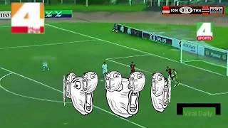 Video TERLUCU & KOCAK!! Valentino Simanjuntak SEMIFINAL Indonesia VS Thailand #(2-3) U19 AFF 2017 MP3, 3GP, MP4, WEBM, AVI, FLV Februari 2018