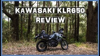 4. Kawasaki KLR 650 Review - Owner Likes and Dislikes