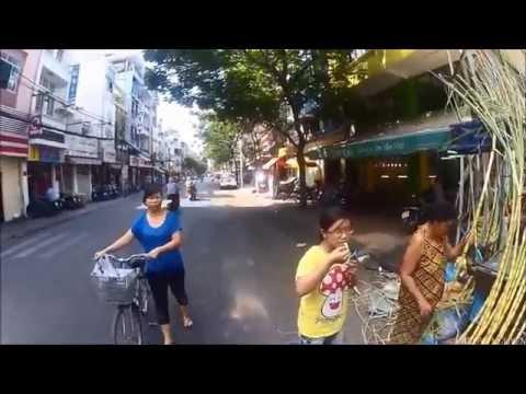 DAILY OBSERVATION # 38 BY IRIDE LONDON : Saigon Vietnam