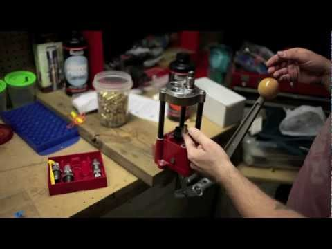 Reloading Handgun Ammo Part 2