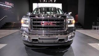 2013 Half Ton Truck Preview - 2013 Detroit Auto Show