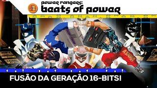 Video POWER RANGERS - BEATS OF POWER: FUSÃO DA GERAÇÃO 16-BITS | Baú Old Gamer MP3, 3GP, MP4, WEBM, AVI, FLV Juli 2018