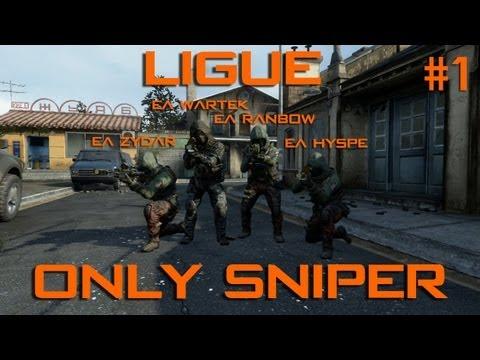 Ligue only Sniper avec la EnVy FR | Nouvelle Saison !