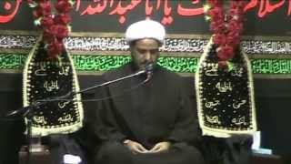 Eve of 3rd Muharram 1436 by Molana Amjid Jaffri