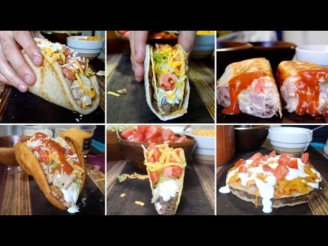 Learn How to Make Taco Bell  s Entire Menu at