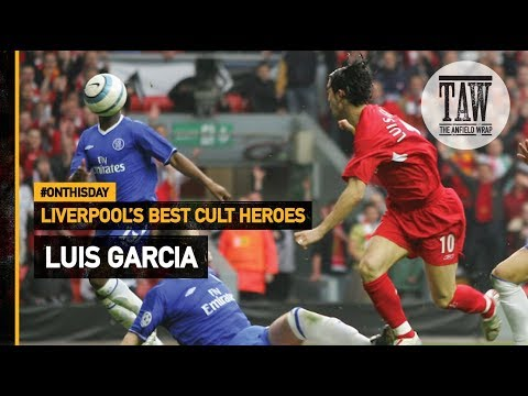 Luis Garcia: Liverpool's Best Cult Heroes | #OnThisDay