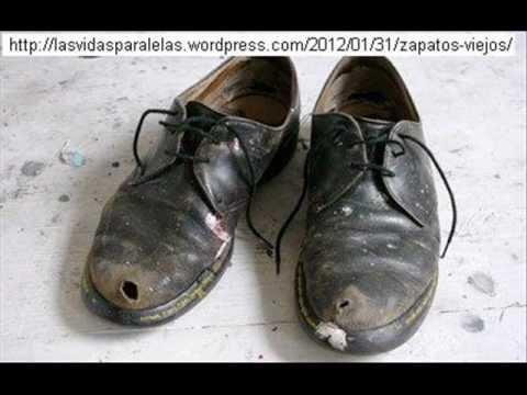 Zapatos rotos Armando Moreno