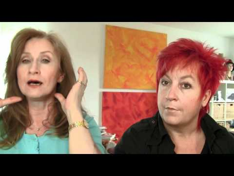 Haare: Trockene Haare und die richtige Pflege - MaMi40p ...