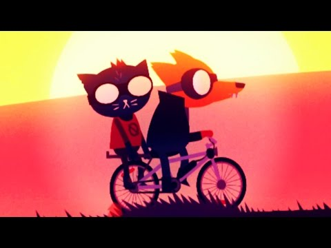 KNIFE FIGHTS | Night In The Woods - Part 3