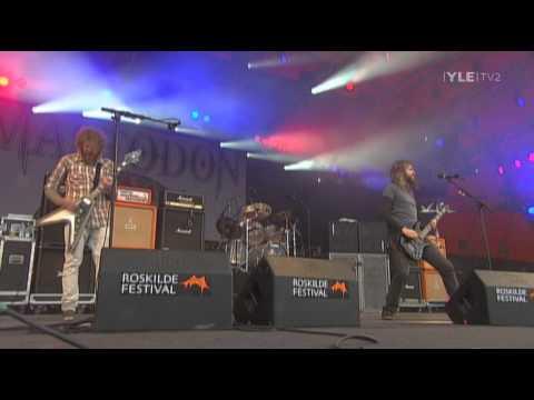Mastodon - live at roskilde festival (2011)