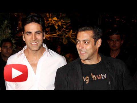 Salman Khan LEARNS A Lesson From Akshay Kumar