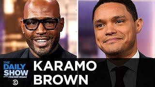 """Video Karamo Brown - The Popularity of """"Queer Eye"""" & Embracing Growth in """"Karamo""""   The Daily Show MP3, 3GP, MP4, WEBM, AVI, FLV September 2019"""