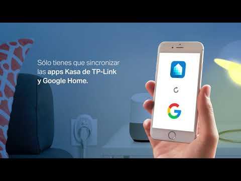 Asistente de Google por voz para SmartHome TP-Link