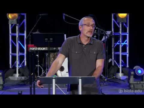 Phil Vischer: My Life as a Tomato - Torrey Memorial Bible Conference 2013