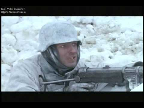 "Video. De la película ""Stalingrad"", infantería vs tanques e infantería"