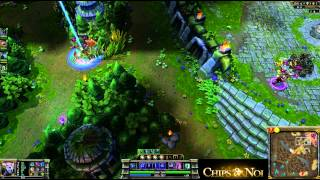 (HD182) Vengeance Cup - M5 vs TSM- League Of Legends Replay [FR]