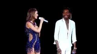 Taylor Swift end Wiz Khalifa - Ser you again ( 1989 tour 2015)