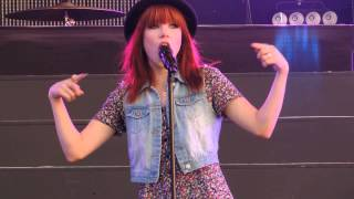 This Kiss And I Know You Have A Girlfriend- Carly Rae Jepsen The Summer Kiss Tour 8/25/13
