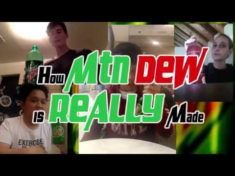 GN: How Mountain Dew is REALLY Made