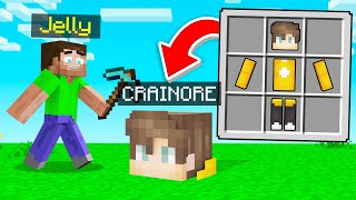 So We TURNED CRAINER Into NEW ORE! (Minecraft)