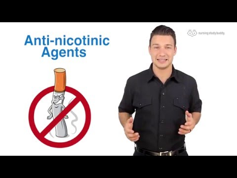 Anticholinergic Agents - Nursing Study Buddy Video Library