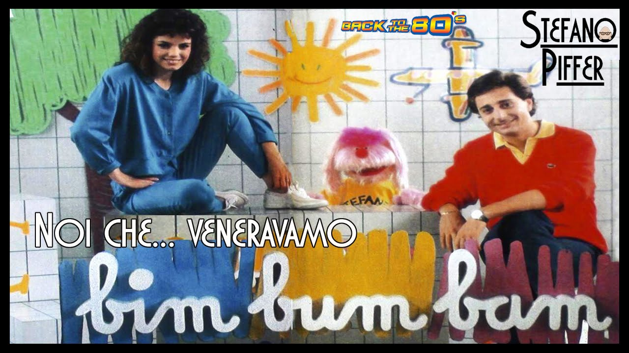 UAN e BIM BUM BAM ★ Un Cult degli Anni '80
