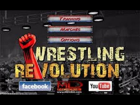 Wrestling Revolution iOS App Review: Top Wrestling Game iPad, iPhone, iPod