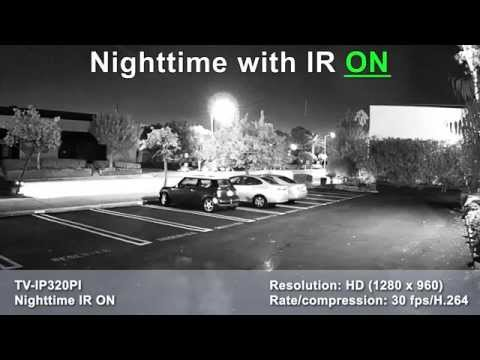 TrendNet TV-IP320PI Overview - VISITELECOM