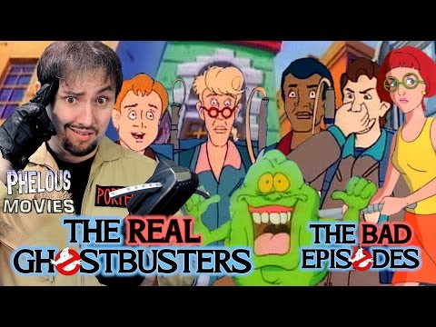 The Real Ghostbusters: The Bad Episodes - Phelous