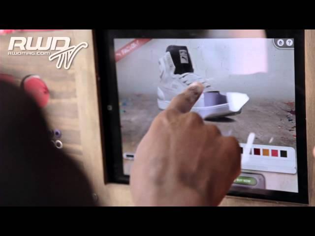 VIDEO: RWD CREATE CUSTOM FIRST ROUNDS AT PUMA BOXPARK TWENTYONE