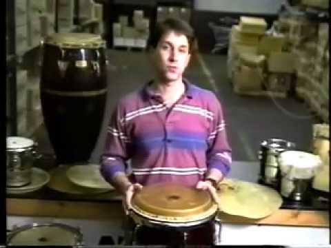 Drum Head Mounting Secrets (видео)