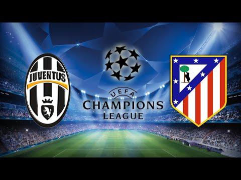 fifa 15 ( atlètico de madrid - juventus ) champions league