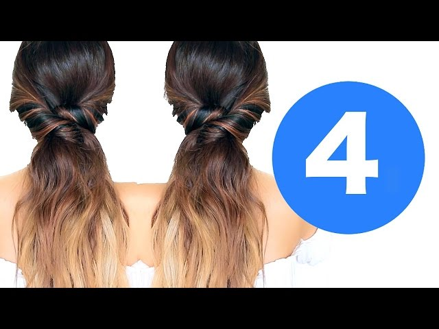 ... Lazy Fall Hairstyles Easy Girls Hairstyles For Medium Long Hair Click