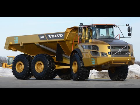 Going for Gold - Volvo Make the 50th Anniversary Golden Hauler