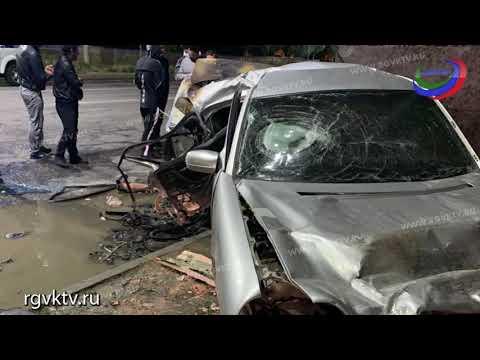 Авария с пьяным водителем унесла жизни трех человек