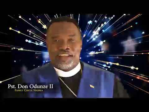 2018 MESSAGE BY PST DON ODUNZE JR