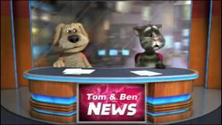 Gato Tom Y  Perro Ben Chistes