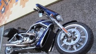 9. 2006 Harley-Davidson V-Rod For Sale