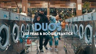Lily Frias & Boogie Frantick  – Duos Ep. 1 (stance x VincaniTV)