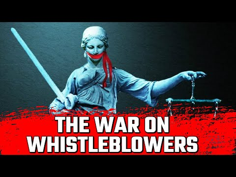 War on Whistleblowers • FULL DOCUMENTARY • BRAVE NEW FILM