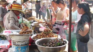 When you go to Oudong Mountain resort in Kampong Speu Province, you will enjoy all the street foods they are selling like a market and no worry as they have a ...