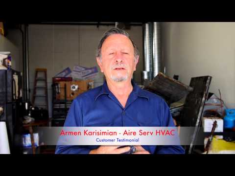 One of our happy customers, Armen Karisimian, describes his experience with our polite and professional plumbers.