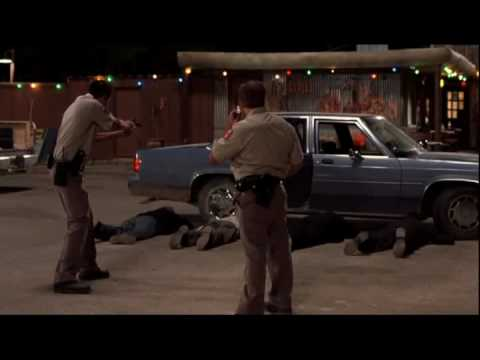 The way of the gun (2000) motel shootout