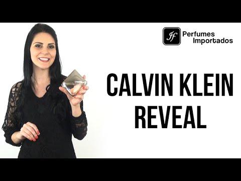 Perfume Calvin Klein Reveal Feminino – Eau de Parfum