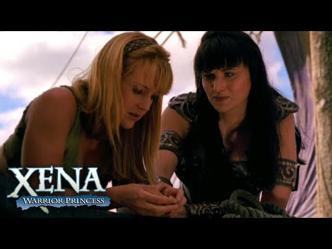 Gabrielle Says I Love You for the First Time | Xena: Warrior Princess