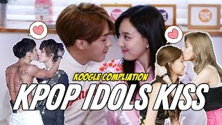 Video K-Pop Kissing Moments! | KPOP COMPILATION MP3, 3GP, MP4, WEBM, AVI, FLV Agustus 2019