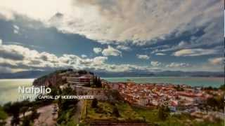 Nafplion Greece  City pictures : Nafplion, Greece (Time Lapse) by Creation Advertising