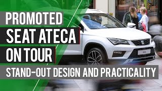 Promoted:  SEAT Ateca on tour – stand-out design and practicality by Autocar