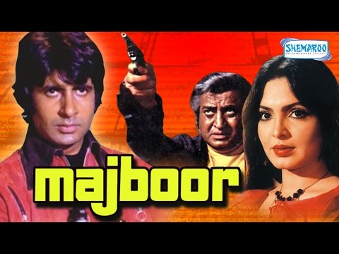 Video Majboor (1974) - Amitabh Bachchan - Parveen Babi - Fareeda Jalal - Hindi Full Movie download in MP3, 3GP, MP4, WEBM, AVI, FLV January 2017