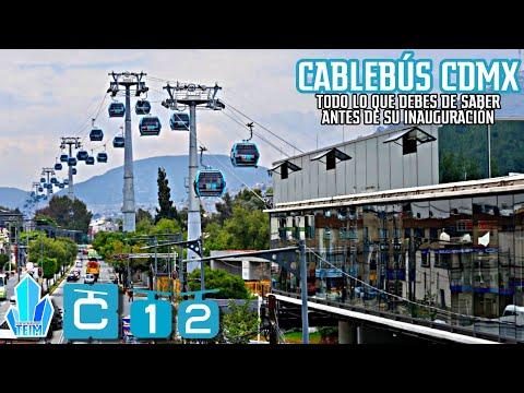 Informativo: Cablebus CDMX, todo lo que debes saber tras su inauguración en México